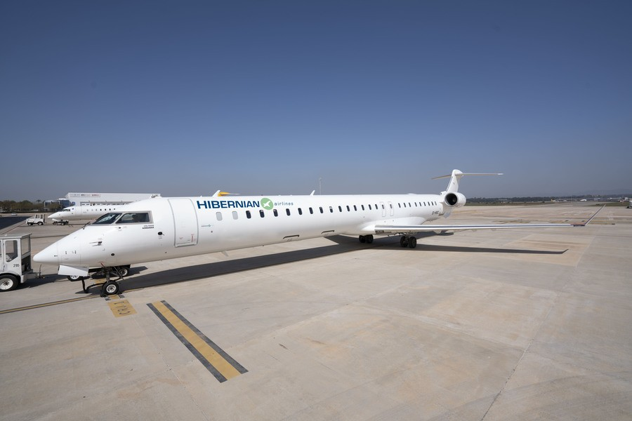 Aircraft Hibernian Airlines .jpeg