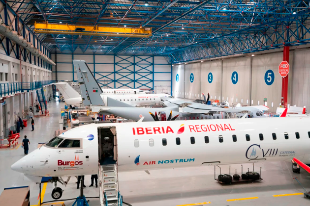 Air Nostrum premiada por mantenimiento de su flota de aviones CRJ_blog listado.png